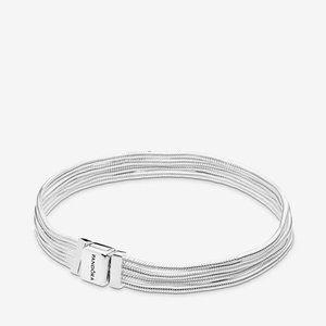 Pandora  Reflexions Multi Snake Chain Bracelet